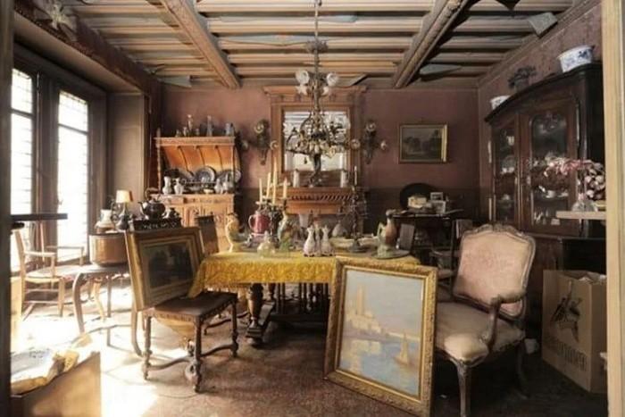 Тайна длиной в 70 лет: квартира, которую не открывали с 1939 года (ФОТО)