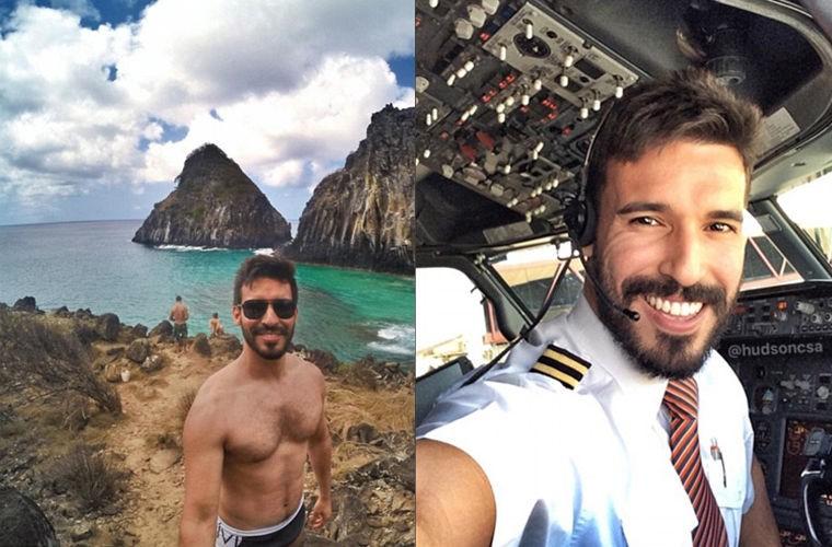 Пилоты и стюардессы показали в соцсетях, как умеют отдыхать и работать (ФОТО)