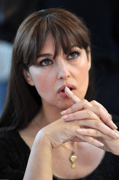 52-летняя Моника Беллуччи испытывает проблемы с мужчинами (ФОТО)