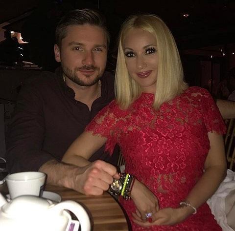 Лера Кудрявцева вместе с Сергеем Лазаревым встретила Старый Новый год (ФОТО)