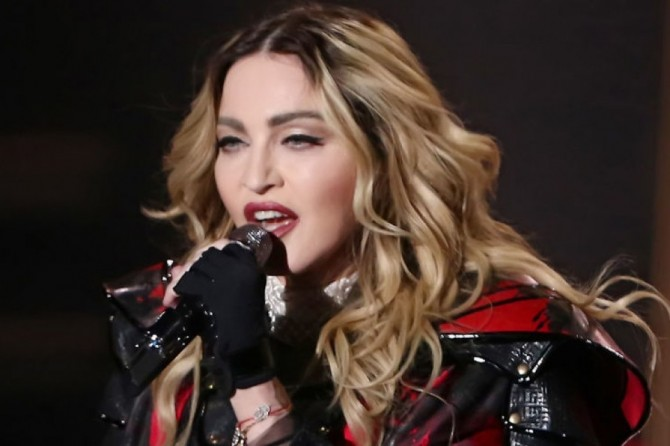 Мишель Обама стала соперницей Мадонны (ФОТО)