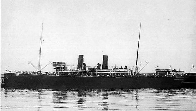 Самые страшные морские катастрофы ХХ века (ФОТО)