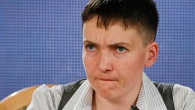 Савченко таки обнародовала списки военнопленных и пропавших без вести на Донбассе
