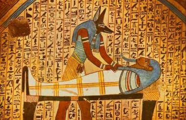 Почему египтяне изображали всех людей плоскими и только в профиль (ФОТО)