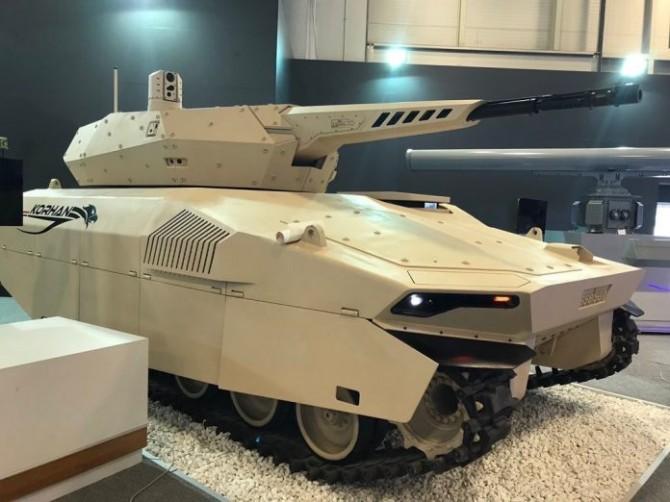 Турция представила «танк будущего» (ФОТО)