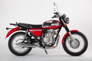 В Чехии выпустили два новых мотоцикла Jawa