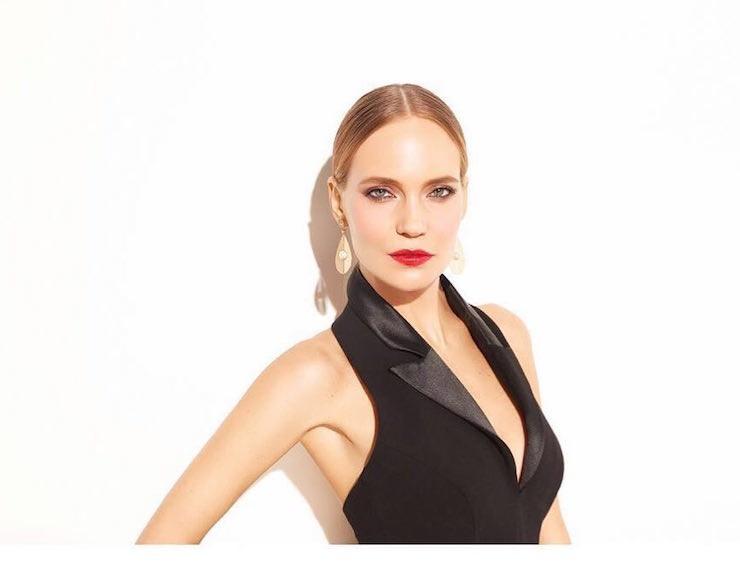 Муж Глюкозы запретил ей сниматьcя в кино из-за сцены поцелуя с Алексеем Чадовым (ФОТО)