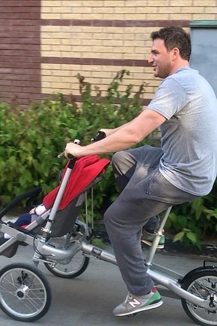 Ксения Собчак и Максим Виторган отметили семь месяцев со дня рождения сына (ФОТО)