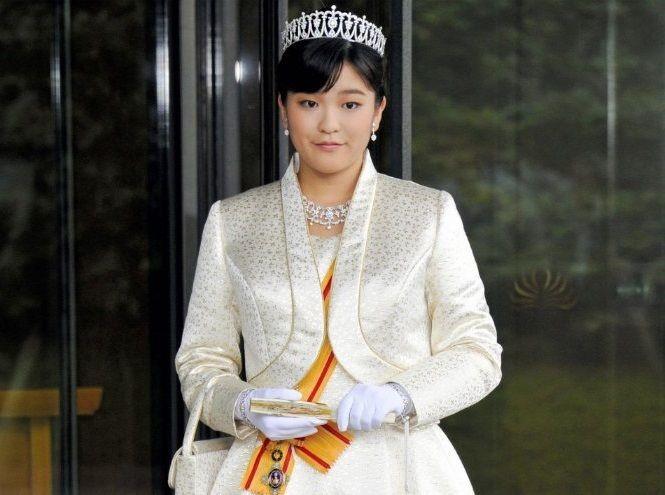 Princess akishino wedding