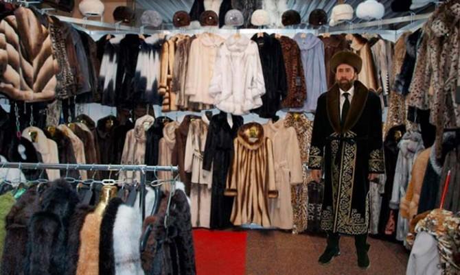 Николас Кейдж в казахском национальном костюме стал героем фотожаб (ФОТО)