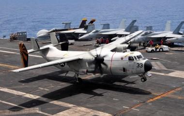 В ВМС США внезапно запретили любые полеты военной авиации