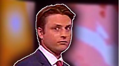 Телеведущий BBC в прямом эфире потерял камеры (ВИДЕО)