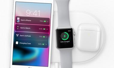 Apple презентовала свою беспроводную зарядку AirPower