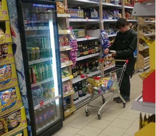 Наталья Штурм: Осин вернулся с реабилитации и пошел за пивом (ФОТО)