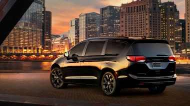 Минивэн Chrysler Pacifica получил опциональный пакет S Appearance (ФОТО)