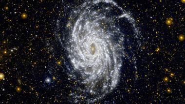 Китайские астрономы определили новые границы Млечного пути