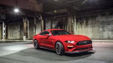 Ford подготовил тюнинг-пакет для купе Mustang GT (ФОТО)