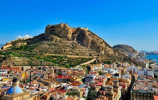 Причины посетить город Аликанте в Испании (ФОТО)