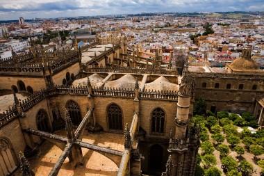 Севилья: древний город Испании - отличное место для путешествия (ФОТО)