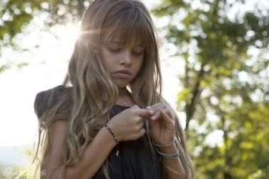 Было — стало: как самая красивая девочка в мире Тилан Блондо выросла и превратилась в обычную девушку-модель (ФОТО)