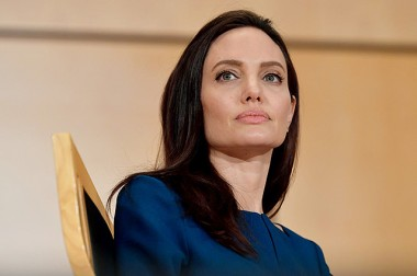 Анджелина Джоли выступила с эмоциональной речью в защиту женщин (ФОТО)