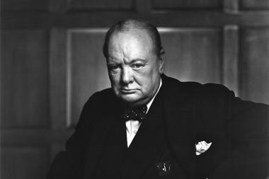 На аукционе продали очки Черчилля за $10 тысяч