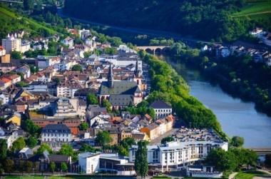 Путешествие во времени через немецкий город Бинген (ФОТО)