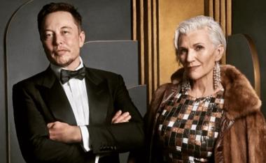 Мама Илона Маска рассказала, как воспитать миллиардера (ФОТО)
