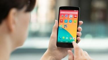 """Google добавит в Android """"монобровь"""""""
