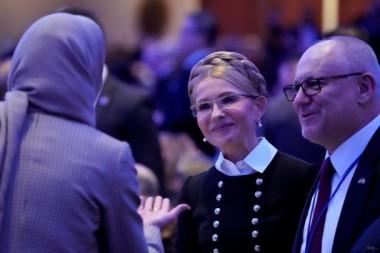Лидер должен служить людям, а не господствовать - Тимошенко на Молитвенном завтраке (ВИДЕО)