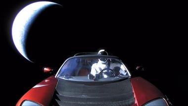 Ученые заявили об опасности столкновения Tesla Маска с Марсом
