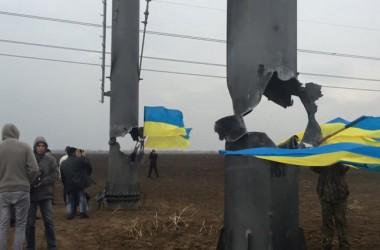 Оккупационная власть Крыма хочет отсудить у Украины средства за энергетическую блокаду полуострова