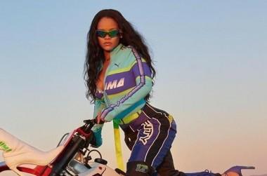 Рианна показала свои новые формы в рекламе спортивного бренда (ВИДЕО)