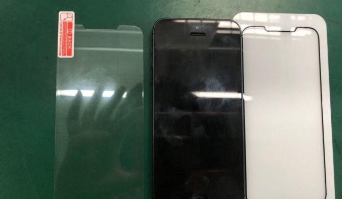 Olixar в Сети показала защитное стекло для iPhone SE 2 (ФОТО)