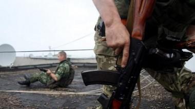 Украинские военные во время рейда взяли в плен боевика на Донбассе