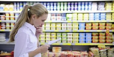 В Украине подешевели некоторые продукты из потребительской корзины