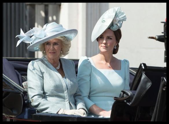 Кейт Миддлтон подражает мачехе принца Уильяма (ФОТО)
