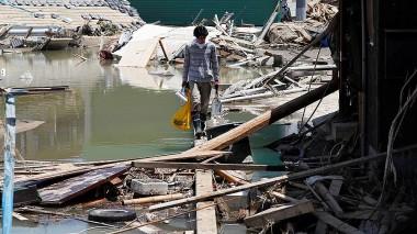 В Японии от ливней погибли 140 человек, еще 70 человек пропали без вести