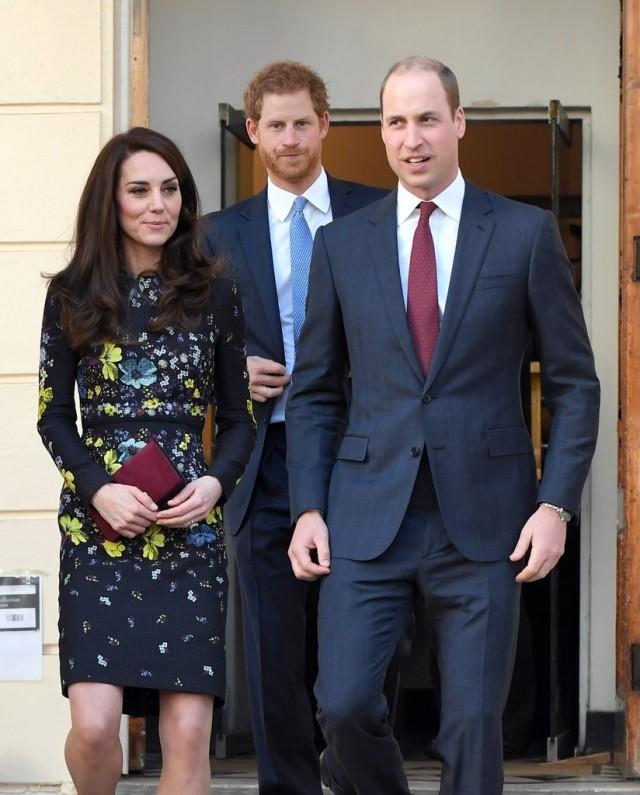 Как принц Уильям ласково называет Кейт Миддлтон (ФОТО)