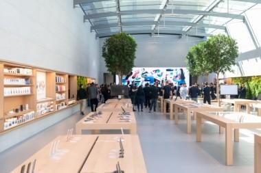 Магазин Apple в Пало-Альто ограбили дважды за сутки