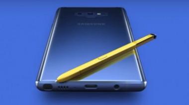 В Samsung создали специальную упаковку для подарочных планшетофонов Galaxy Note 9 (ВИДЕО)