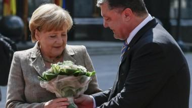 Помочь себе и Украине. Или зачем Ангела Меркель приезжает в Киев