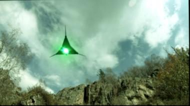 Жители Саудовской Аравии сняли на видео треугольник из НЛО