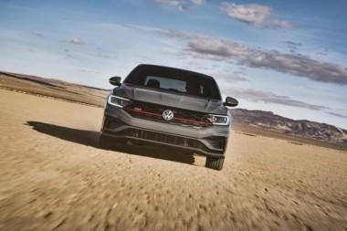 Volkswagen представил новую Jetta GLI (ВИДЕО)