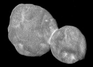 Раскрыта истинная форма астероида Ultima Thulе