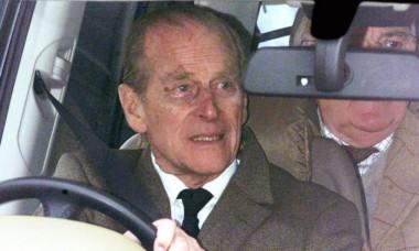 Супруг Елизаветы II сдал свои водительские права