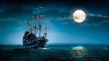 7 кораблей, которые стали призраками