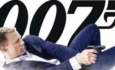 Названа рабочая версия наименования нового фильма о Джеймсе Бонде