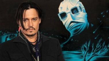 Новый фильм «Человек-невидимка» выйдет без Джонни Деппа