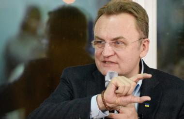 Андрей Садовый подал в ЦИК заявление об отзыве своей кандидатуры